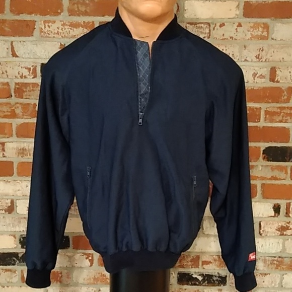 45bfbffc50 Ash City Jackets & Coats | Vintage Outerwear Golf Pullover Jacket ...